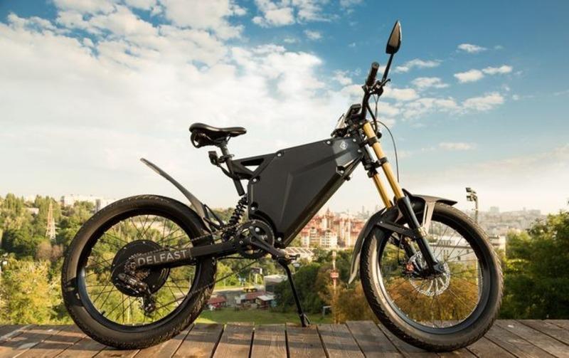 В Україні розробили електричний мотоцикл, що складе конкуренцію Harley