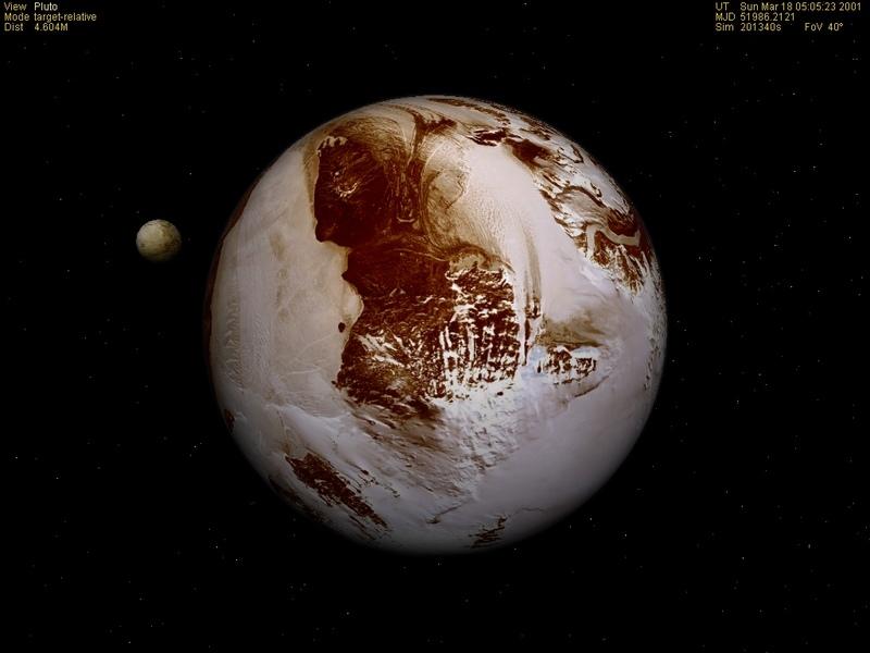 Сьогодні вперше в історії космічний зонд добереться до Плутона