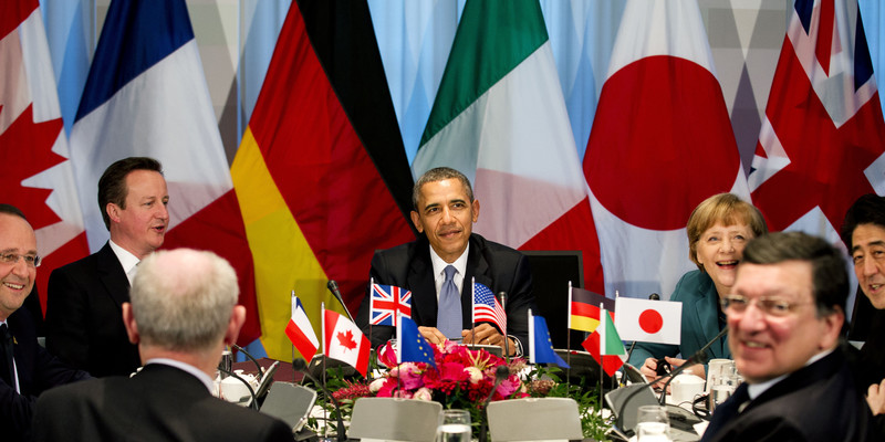 G-7 хвалить Україну за пакет економічних реформ