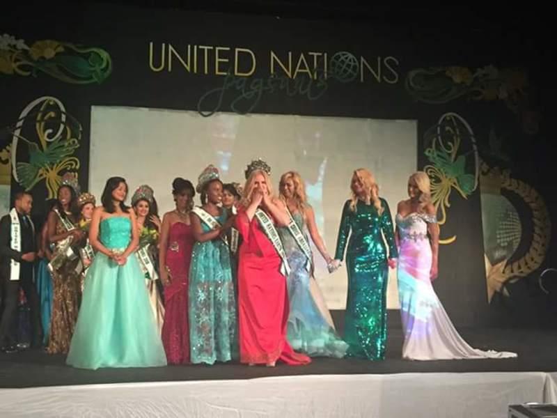 Українка стала найкрасивішою жінкою планети за версією ООН