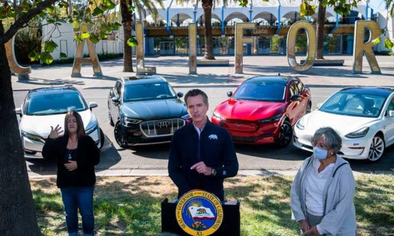 З 2035 року Каліфорнія заборонить продаж бензинових авто