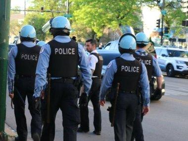 Чикаго приготувалося до святкових вихідних: понад тисячу додаткових патрульних на вулицях