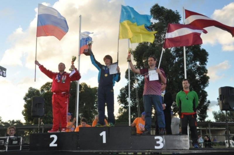 Український школяр став чемпіоном світу з авіамодельного спорту