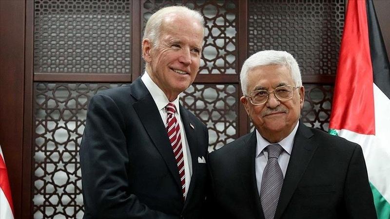 Джо Байден провів телефонні переговори з лідером Палестини