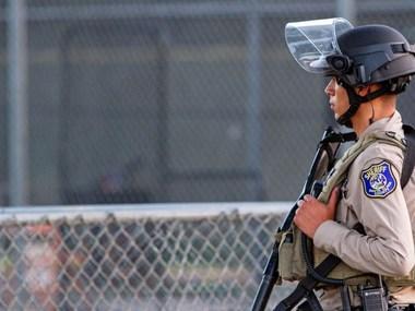 США: під час різанини в Каліфорнії загинули дві людини