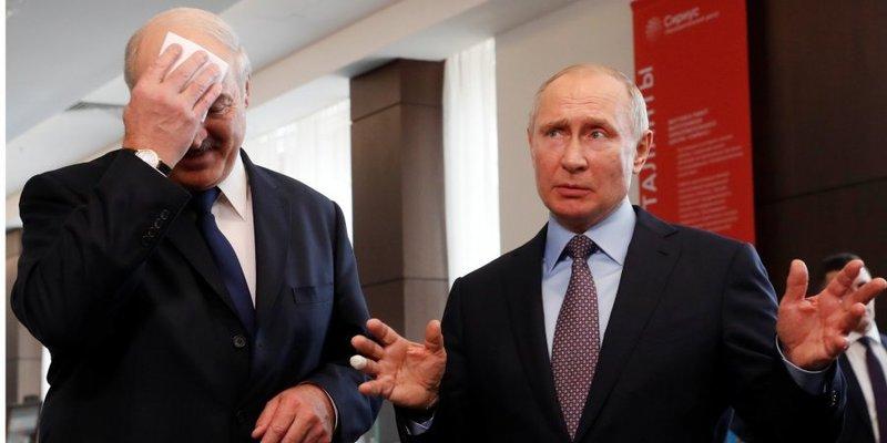 Путін запропонував об'єднати РФ і Білорусь у «наддержаву»
