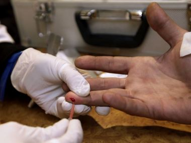 Scientists find increased risk of HIV outbreaks in Ukraine due to war-related migration