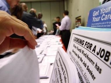 Минулого тижня було подано рекордну кількість заявок з безробіття - міністерство праці