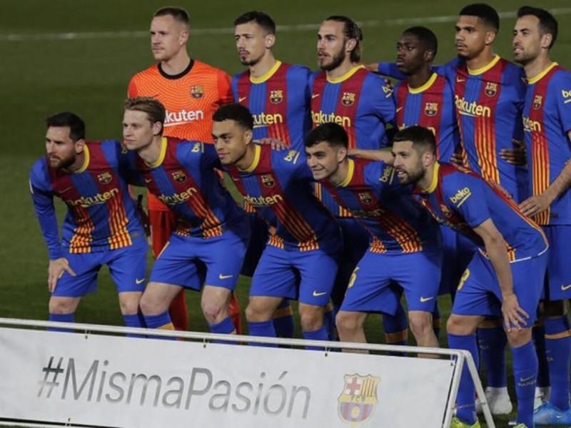 """""""Барселона"""" вперше в історії очолила рейтинг найдорожчих клубів світу — Forbes"""