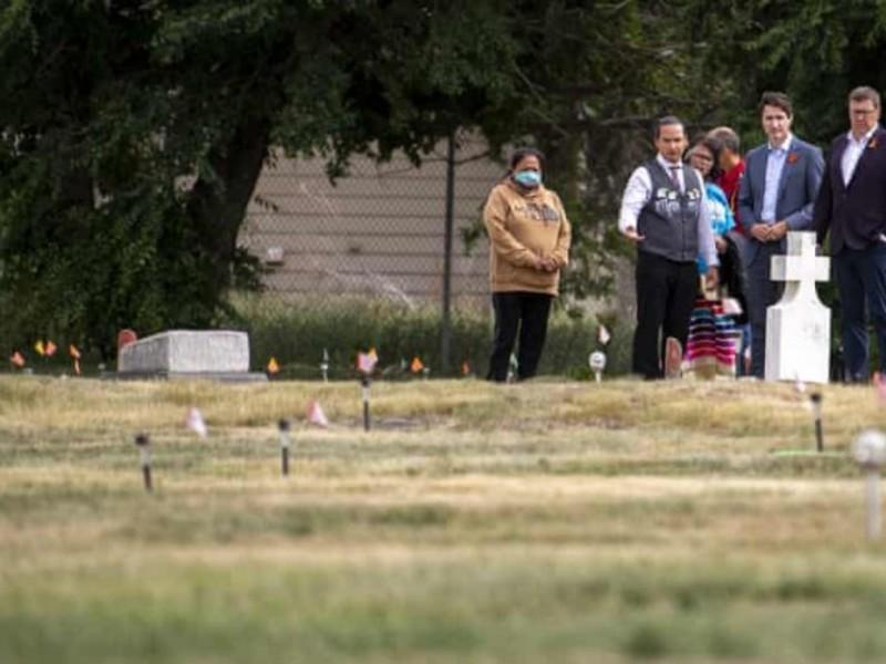 У Канаді поблизу школи знайшли понад 150 невідомих могил