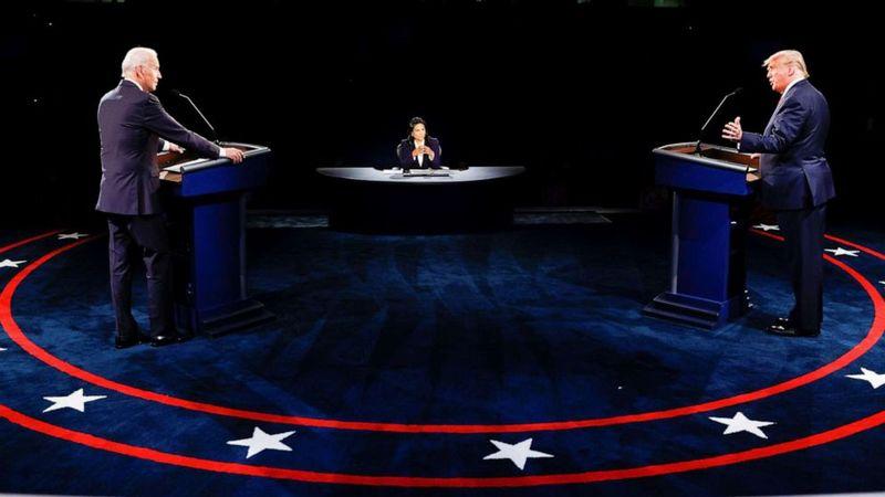 Трамп та Байден вдруге зустрілися на дебатах