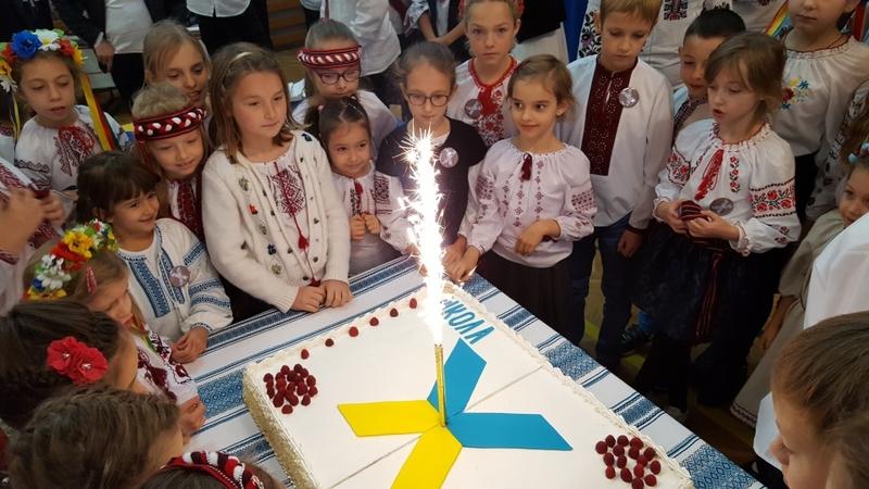 Діаспора відсвяткувала 10-річчя української школи