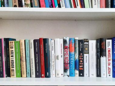 З 16 липня щонайменше 50% книжок у книгарнях мають бути українською мовою