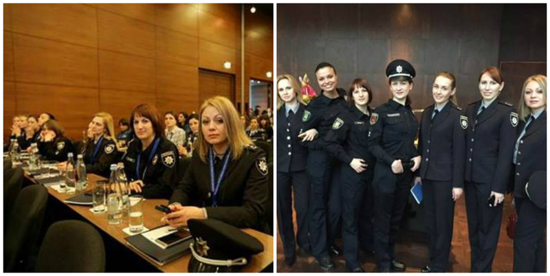 Посольство США підтримало участь українських жінок-поліцейських у міжнародному форумі