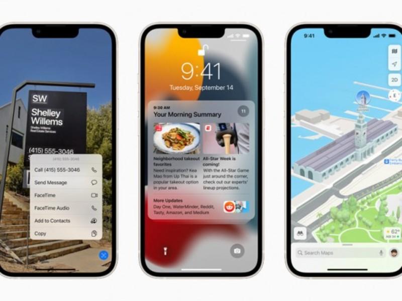 Apple випустила iOS 15