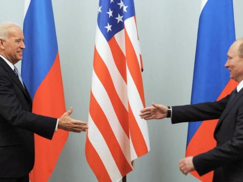 Представники Росії та США розпочали переговори щодо зустрічі Путіна та Байдена
