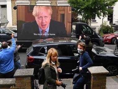 Джонсон закликав населення Великої Британії зробити третє щеплення від коронавірусу