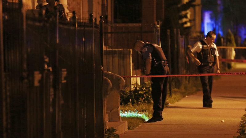 Мешканець Чикаго зафіксував власну смерть на відео