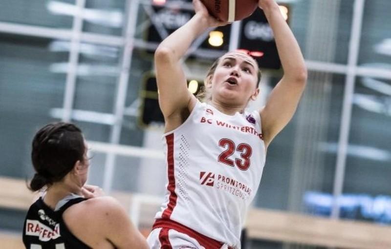 Українка стала найрезультативнішою баскетболісткою півфіналу чемпіонату