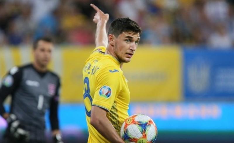 Українець увійшов у п'ятірку найкращих командного бомбардирського рейтингу Європи
