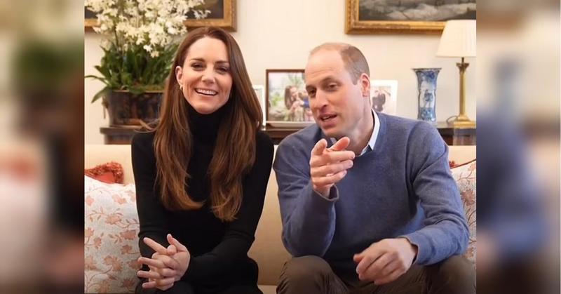 Кейт Міддлтон та принц Вільям запустили YouTube-канал