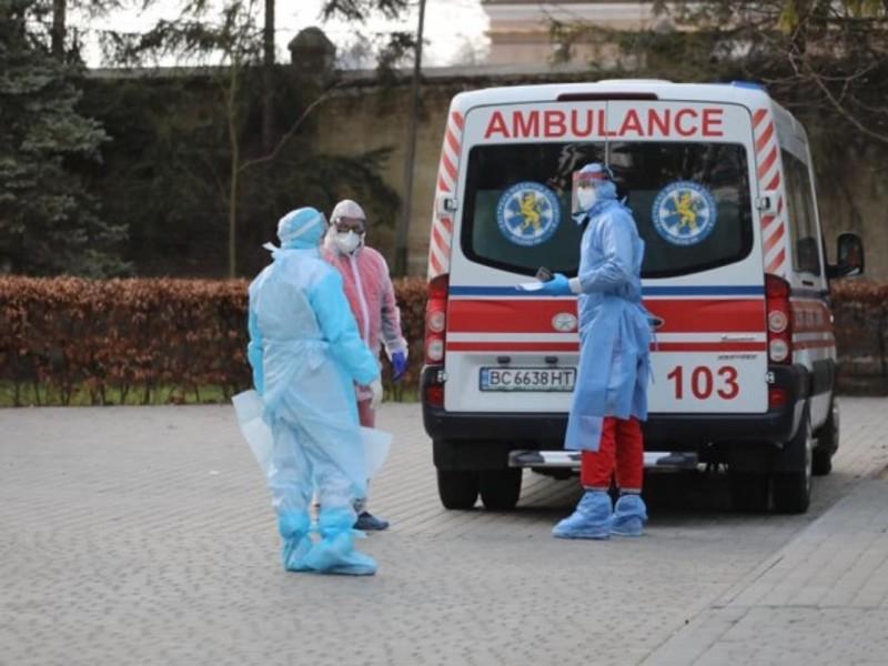 В Україні вже 2,069 млн випадків COVID-19