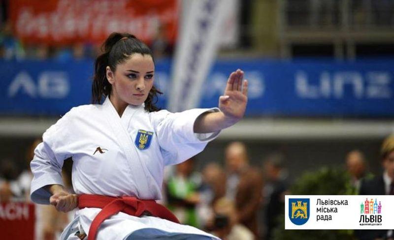 Українка стала чемпіонкою світу з пара-карате