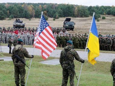 США та Україна розпочали спільні військові навчання з країнами НАТО