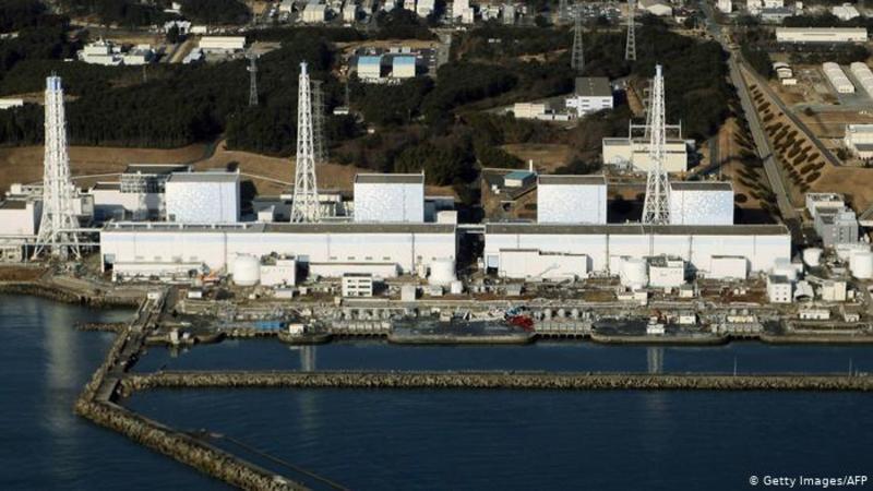 Японія зіллє понад мільйон тонн радіоактивної води з «Фукусіми» в море