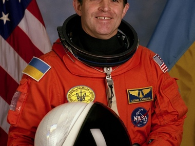 Ukraine's first astronaut Leonid Kadenyuk dies at 67
