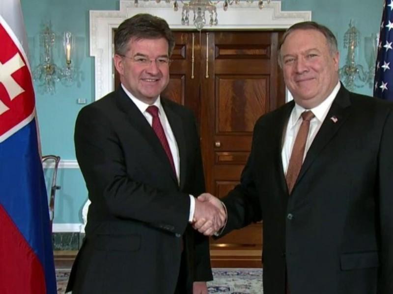Голова ОБСЄ і Держсекретар США обговорили допомогу Україні та агресію РФ