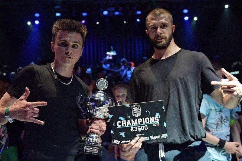 Українські бі-бої виграли чемпіонат світу з брейк-дансу (відео)
